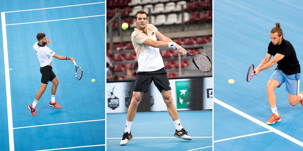 open rouen bnp paribas, reportage francois dugue,reportage françois dugué photographe rouen, reportage photo, tennis rouen, tennis atp, open rouen