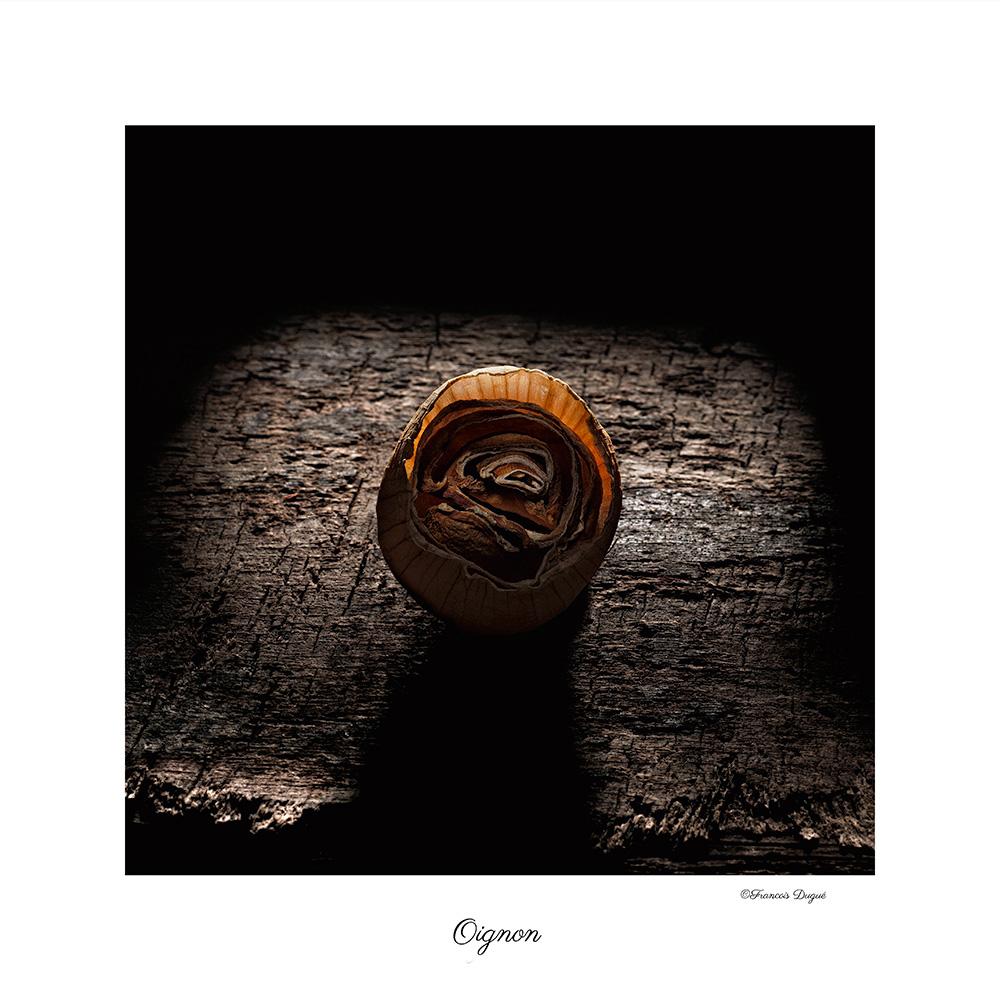 oignon, nature morte, photographe francois dugue, photographe françois dugué, photographe rouen, photographe publicitaire rouen, auteur photographe